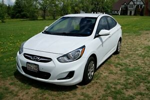 2012 Hyundai Accent L Loaded Sedan