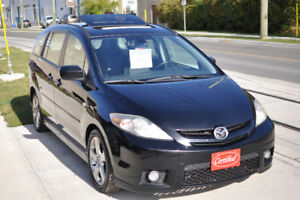 2006 Mazda5 Minivan, 2.3L manual only 103 703 km!