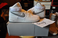 "DS Nike ""XXV"" Air Force 1 High - Size 11"