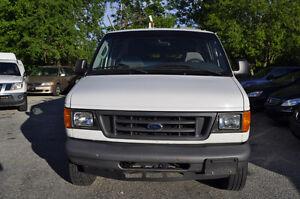 2006 Ford E-250 Cargo Van, 177K, E-Certified.