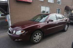 2006 Buick Allure Berline rouge metallique NEGOCIABLE