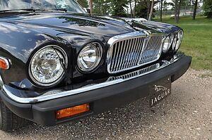 Jaguar 1988 XJ 12 Vanden Plas Series III 4 Door Sedan Regina Regina Area image 1