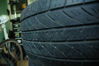 2 pneu dété 205/55R16