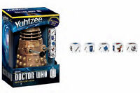 Doctor Who Yahtzee Dalek Collector's Edition