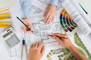 Architectural Design + Drafting Services (Blueprints)