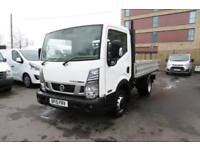 2015 NISSAN NT400 CABSTAR DCI 35.14 6 - SPEED DROPSIDE TWIN WHEEL , SWB WITH ONL