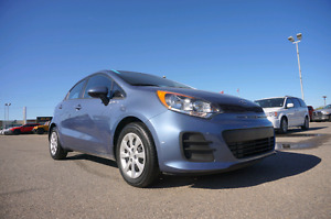 2016 Kia Rio LX - 1 Owner, Accident Free, $106 BW