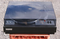Sears 'professional' turntable, properly set up