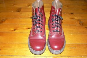 All Leather Dr. Martens Boots - size 7 UK (40-41 EU)