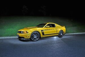 2012 Ford Mustang Customized - Boss 302