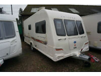 2011 BAILEY UNICORN SEVILLE 2 BERTH CARAVAN - END WASHROOM - ALDE ATC - SUPERB!!