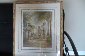 "Trisha Romance Print ""To The Beach"""