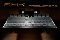 Affordable, Quality Mixing and Mastering services!