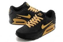 Nike Air Max 90 Essential Black gold Men Rozelle Leichhardt Area Preview