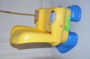 Smart Stages Yellow Activity Chair Strathcona County Edmonton Area image 3