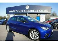 2018 SEAT Ibiza 1.0 TSI FR Manual Hatchback Petrol Manual