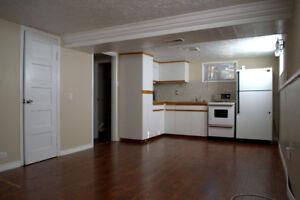 1 bedroom, 800 sq. ft. basement suite for rent in Riverside