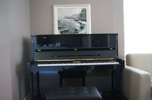 W. HOFFMANN – V120 UPRIGHT PIANO BY BECHSTEIN