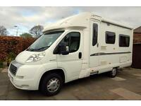Bessacarr E460 2 berth rear lounge low profile motorhome for sale