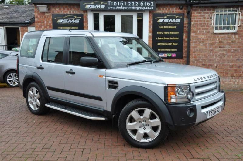 2006 06 LAND ROVER DISCOVERY 2 7 3 TDV6 HSE 5D AUTO 188 BHP DIESEL | in  Stockport, Manchester | Gumtree