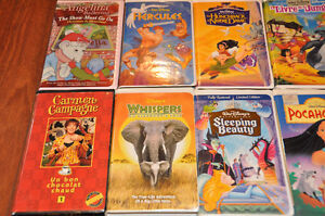 Assorted childrens VHS and some DVD's Gatineau Ottawa / Gatineau Area image 8