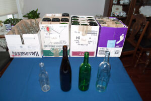 Wine Bottles for Sale