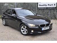 2014 BMW 3 Series 2.0 320d EfficientDynamics 4dr (start/stop)