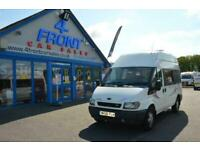 Auto-Sleepers Duetto FORD 2 BERTH 3 TRAVELLING SEATS MOTORHOME
