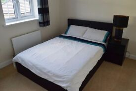 Furnished double room in brand new property