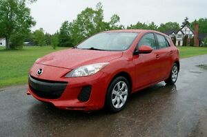 2012 Mazda Mazda3 sport  Low milleage Hatchback