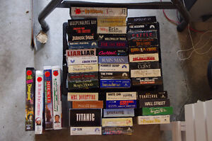 Assorted VHS