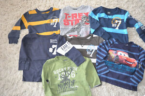 Boy size 1-2 mixed lot - used great condition