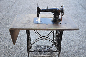 BABA'S ANTIQUE SEARS ROBUCK & CO SEWING MACHINE Strathcona County Edmonton Area image 1