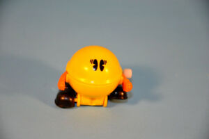 Vintage Tomy Chomping Wind up PACMAN Toy