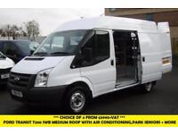 2011 FORD TRANSIT 280/85 SWB MEDIUM ROOF DIESEL VAN WITH AIR CONDITIONING,PARKIN
