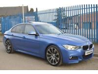 BMW 3 SERIES 2.0 320D M SPORT 4D AUTO 181 BHP DIESEL