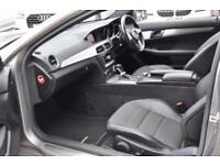 2012 Mercedes-Benz C Class 2.1 C250 CDI AMG Sport 7G-Tronic Plus 2dr
