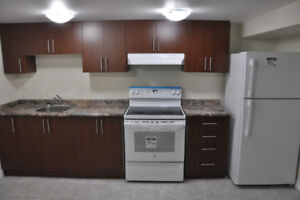 2 bedroom apartment - lower level