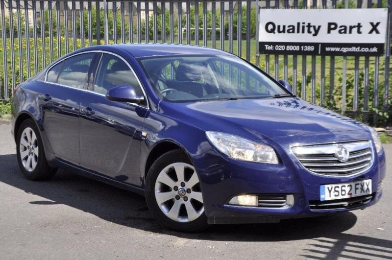 2013 Vauxhall Insignia 2.0 CDTi 16v SRi 4x4 5dr