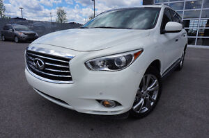 INFINITI JX35 TECHPACK 2013 EXCELLENT CONDITION 360$ MOIS 23995$