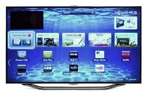 Samsung smart 3D tv