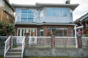 3 bedroom ground floor house next to commercial drive