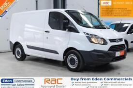 2016 66 FORD TRANSIT CUSTOM 2.0 290 LR P/V PANEL VAN