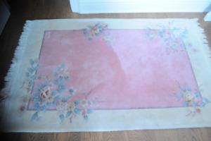 Oriental rug  4' x 6'