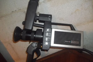OLD Video camera and equipment..By Owner