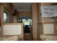 Autocruise Starspirit PEUGEOT 2 BERTH 2 TRAVEL SEAT MOTORHOME
