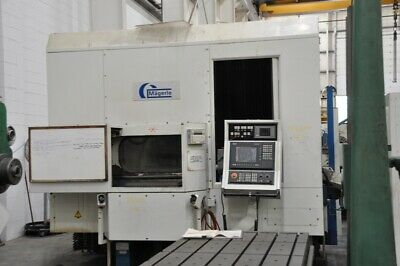 1998 Mgc-130-32-45 Magerle Cnc Creepfeed Surface And Profile Grinder