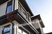 Professionals Eavestrough-Soffit-fascia-siding-aluminum capping