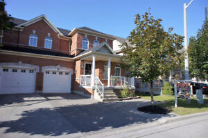 Woodbridge semi with basement nanny suite (Rutherford & Weston)
