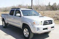 2007 Toyota Tacoma DOUBLE CAB 4X4 SR5 SPORT Pickup Truck
